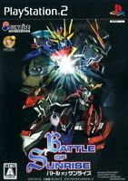 PS2 / Sony Playstation 2 Spiel - Battle of Sunrise JAP mit OVP