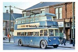 pt8581 - South Shields Trolleybus 226 - Print 6x4