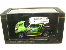 Mini tous 4 Racing #302 Winner Dakar 2013 Peterhansel 1/43 IXO