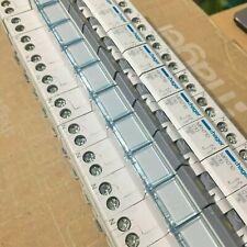 Lot  de 12 disjoncteurs 10A à vis Ph+N courbe C 3kA 230V HAGER - MFN710