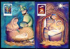 2002 Christmas - Maxi Cards (2)