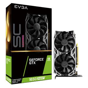 EVGA NVIDIA GeForce GTX 1650 SUPER SC ULTRA 4GB GDDR6 Grafikkarte Workstation4u