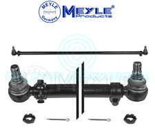 Meyle Track Tie Rod Assembly For SCANIA 4 Chassis 8x2/6 (3.2t) 124 G/420 1996-On
