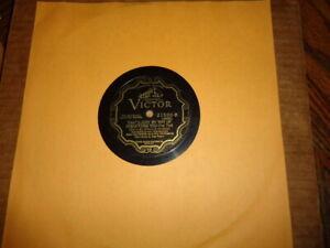 1928 Victor Scroll 78/Jean Goldkette&His Orchestra/The Troubadours/E!