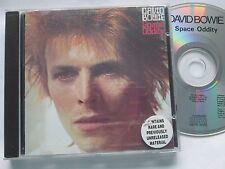 David Bowie Space Oddity EMI CDP 79 1835 2 CDEMC3571 Promo Stickered CD Album