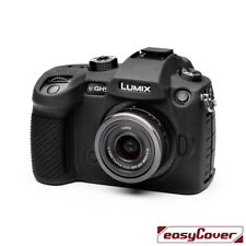easyCover Panasonic GH5 / GH5s Camera Case Black Silicone FREE SHIPPING