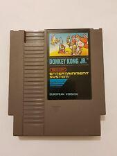 Donkey Kong Jr. Nintendo NES version europea solo cartucho