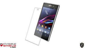 Zagg Invisible SHIELD Sony Xperia Z2 HD Screen Protector **NEW**