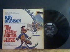 ROY ORBISON  The Fastest Guitar Alive   LP  Film Soundtrack   Mono UK original