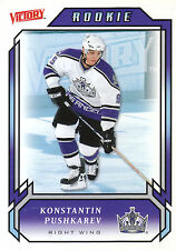 06-07 UPPER DECK VICTORY ROOKIE RC #213 KONSTANTIN PUSHKAREV KINGS *2366