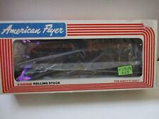 Am Flyer LTI 4-9000 B&O TOFC Flat car (1/23/19)