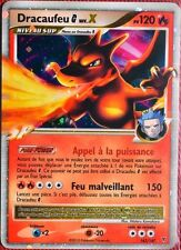 Carte Pokemon  Dracaufeu X  120pv  143/147   Ultra Rare   Vainqueurs Suprêmes