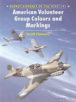 (Very Good)-American Volunteer Group 'Flying Tigers' Aces (Aircraft of the Aces)