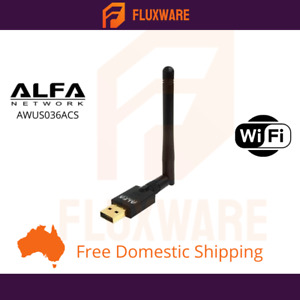 Alfa AWUS036ACS AC750 Wireless USB Adapter