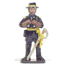 USA UNION GENERAL CIVIL WAR METAL FIGURE NEW IN COLLECTORS BOX