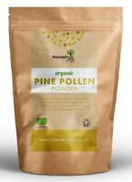 Organic Pine Pollen Powder - Testosterone Booster | Immunity | Cracked Cell Wall