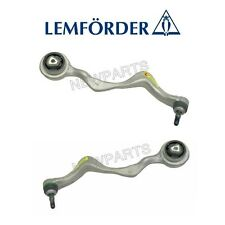 For BMW E88 E91 E93 Set Pair Of 2 Front Forward Control Arms w/Bushing Lemforder
