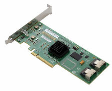 LSI SAS3081E-R 3Gb/s 8 Port SATA/SAS 1068E Host Adapter Controller Card PCI-E