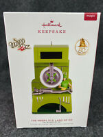2019 Hallmark Keepsake Ornament - Wizard ~ The Merry Old Land of OZ - New in Box