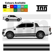 Side Stripe Sticker For Ford Ranger Raptor Decal Stickers Decals 4x4 Off Road