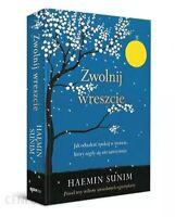 Zwolnij wreszcie - Haemin Sunim polish book polska książka