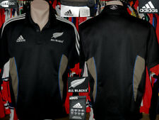Rugby Union ALL BLACKS NEW ZEALAND Adidas 2007 Training Polo Style Shirt