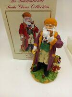 International Santa Claus Collection Ornament ~ St. Nicholas Luxembourg
