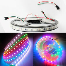 5M Waterproof WS2811 5050 RGB Dream Color IC 150 LED Strip Light DC12V For Home