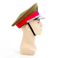 59cm/23In. Chinese Communist Party MILITARY UNIFORM DRESS Visor Officer HAT