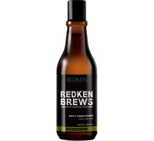 Redken BREWS Daily Conditioner 1 x 300ml All hair types RFM