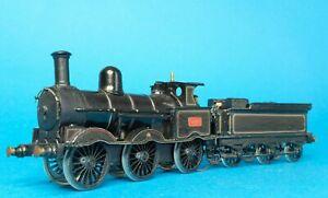"LNWR LMS BR Cauliflower 18"" Goods 0-6-0 White metal loco kit built OO gauge"