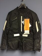 AGV Sport  Navigator WP Textile Motorcycle Men's Jacket Black Size Large