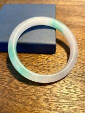 """Kid Jade Bangle 2"""" Diameter - Family Owned For Over 28 Years - No Crack"""