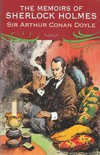 The Memoirs of Sherlock Holmes by Sir Arthur Conan Doyle (Paperback) Book