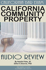CALIFORNIA WILLS LAW  , Summary Audio Review