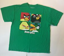 Angry Birds XL Green Tee Shirt