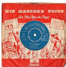 "Joan Regan - May You Always 7"" Single 1959"