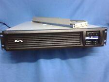 """APC Smart UPS SMT2200RMI2U, 19""""-USV-Anlage, Rail-Kit, neue HR-Akkus, wie neu!!!"""