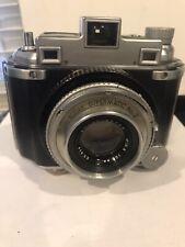 Kodak Medalist I Medium Format Rangefinder Camera w Ektar 3.5 100mm lens