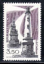 SELLOS FAROS FRANCIA 1984 2326  1v.