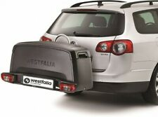 WESTFALIA Transportbox für Fahrradträger - Heckbox mit 200l Fassungsvermögen