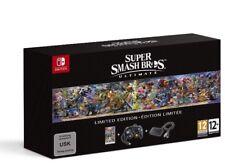 Super Smash Bros Ultimate Edición Limitada (Nintendo Switch) - Pre-orden confirmada