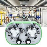 G728-2 Dosing Pump Peristaltic Pump Automatic Mini Self-Priming Pump 100-240V SH