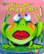 Kiss Me, I'm A Prince (Funny Faces)