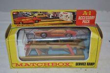 Matchbox A1 A 1 Service ramp perfect mint in box