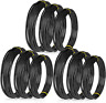 9 Rolls Bonsai Wires Anodized Aluminum Bonsai Training Wire With 3 Sizes (1.0 mm