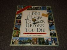1000 Places to See Before You Die 2012 wall calendar