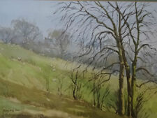 Watercolour Medium (up to 36in.) Art Landscape Paintings