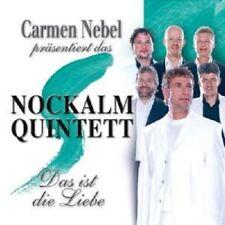"""NOCKALM QUINTETT """"CARMEN NEBEL PRÄSENTIERT..."""" CD NEU"""