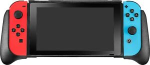 Nintendo Switch Console Grip Case Black Insignia Ultimate Performance Cover